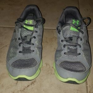 Youth Boys Under Armour Shoes